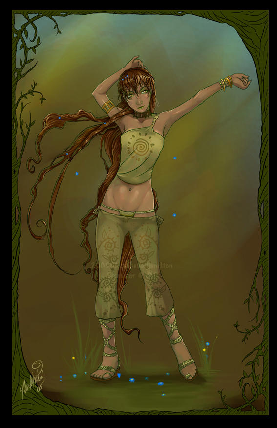 Elemental Goddess Series 3-5 by Nashya