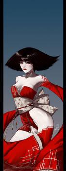 The Scarlet Banshee