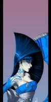 The Azure Spirit by Nashya