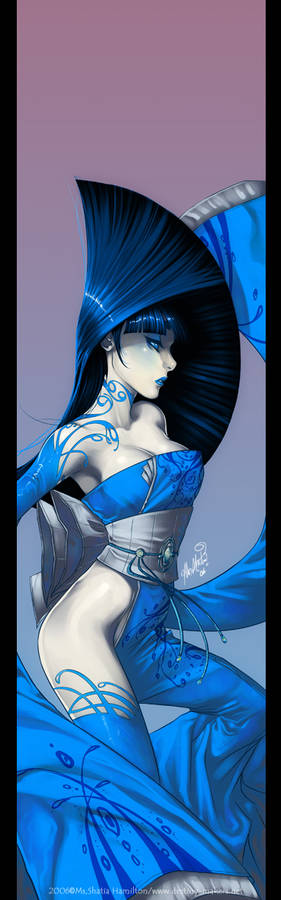 The Azure Spirit