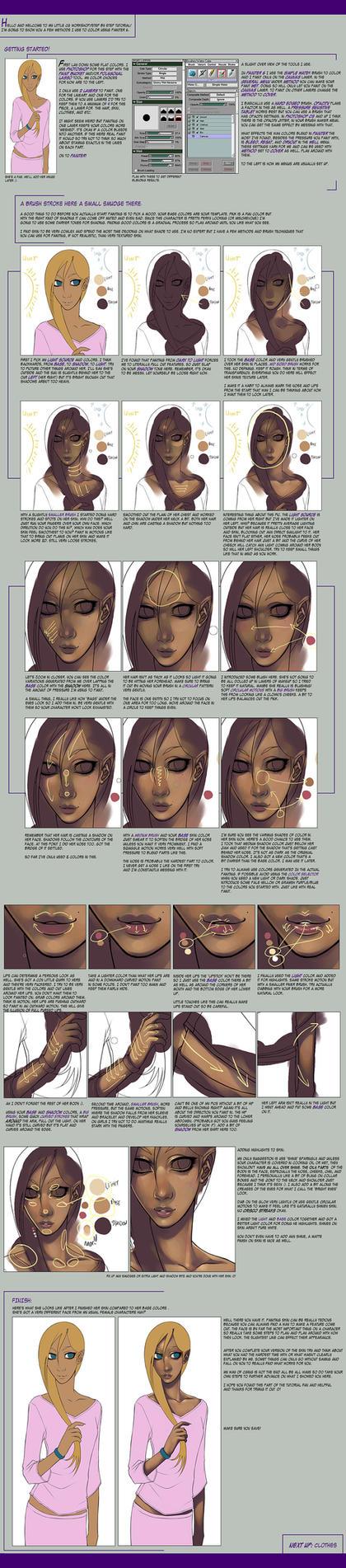 CG Session 01: Skin by Nashya