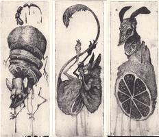 Juicy Triumvirate by Szczurzyslawa