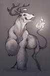 [P] Dead deer