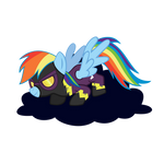 Rainbow Dash(nightmare Night)