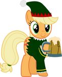 Applejack the elf