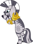 Zecora (about to put down a box)