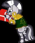 Zecora (loading sleigh)