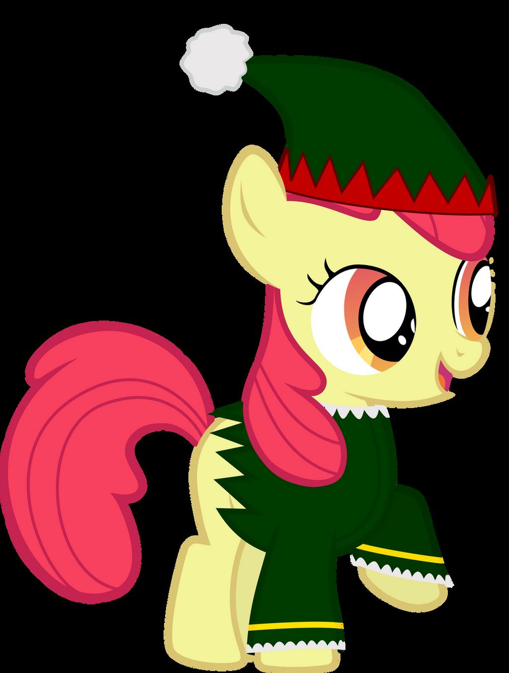 Apple Bloom the Elf