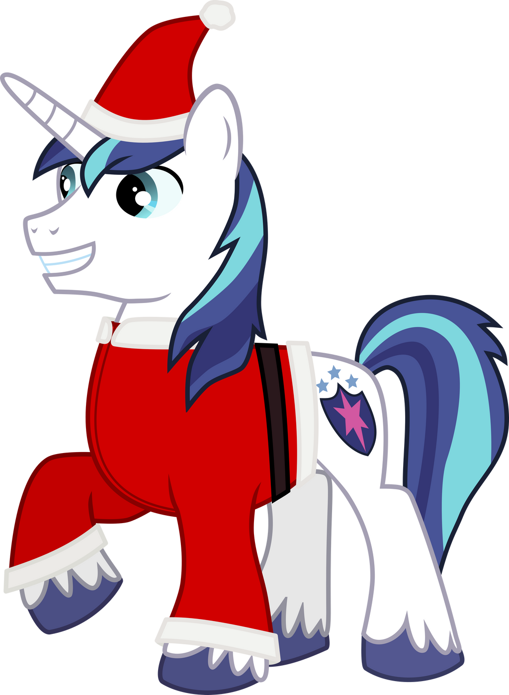 Shining Armor (christmas)
