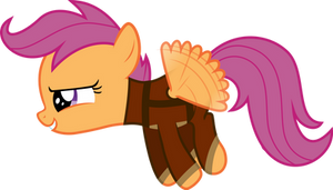 Scootaloo the Reindeer