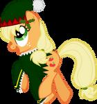 Applejack The Elf