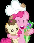Pinkie hug