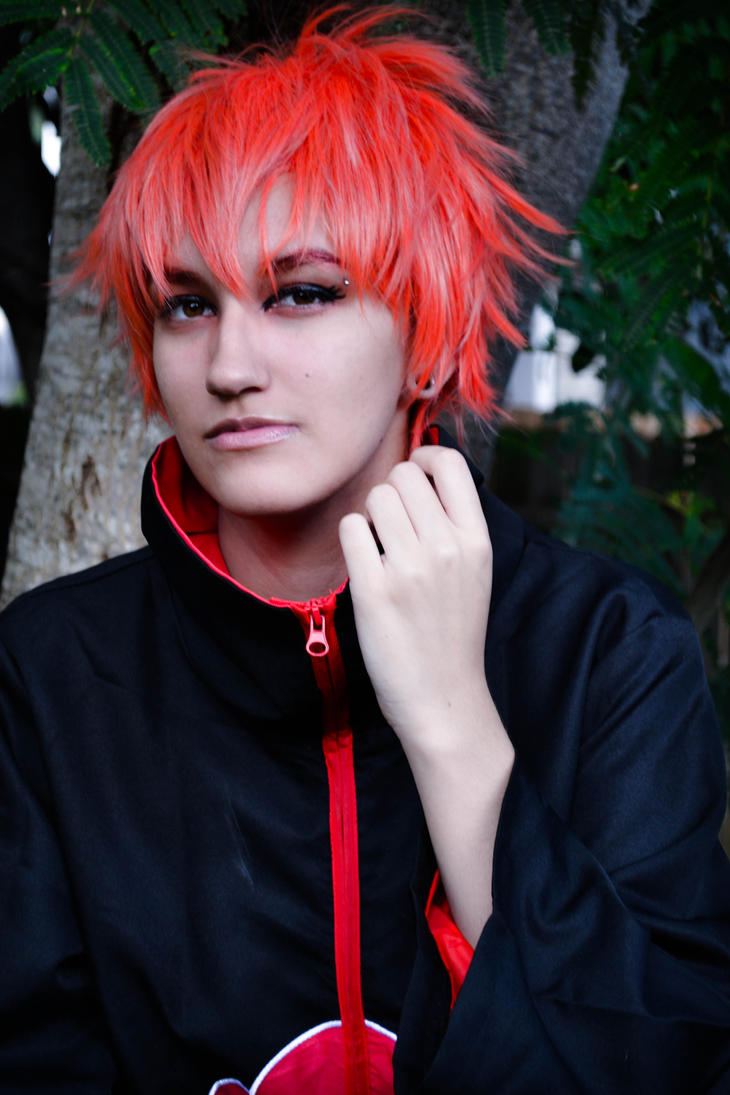 Sasori Cosplay 1 by MadamSylph