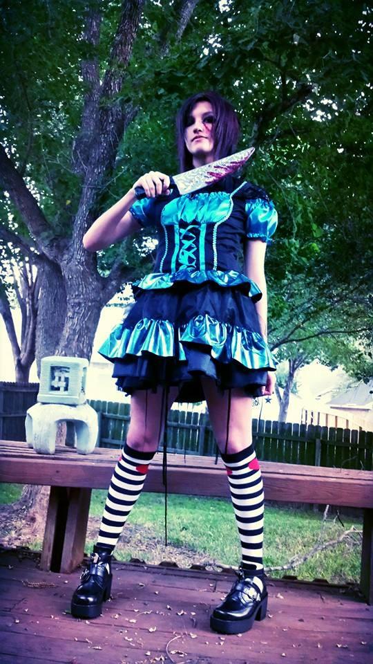 Alice2 by MadamSylph