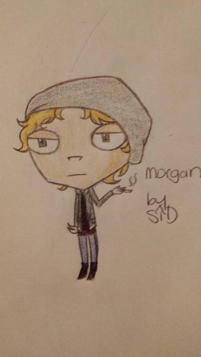 IZ, Morgan by MadamSylph