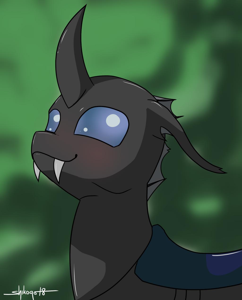 Happy Bug by Shikogo