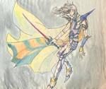 Cecil Harvey Watercolor