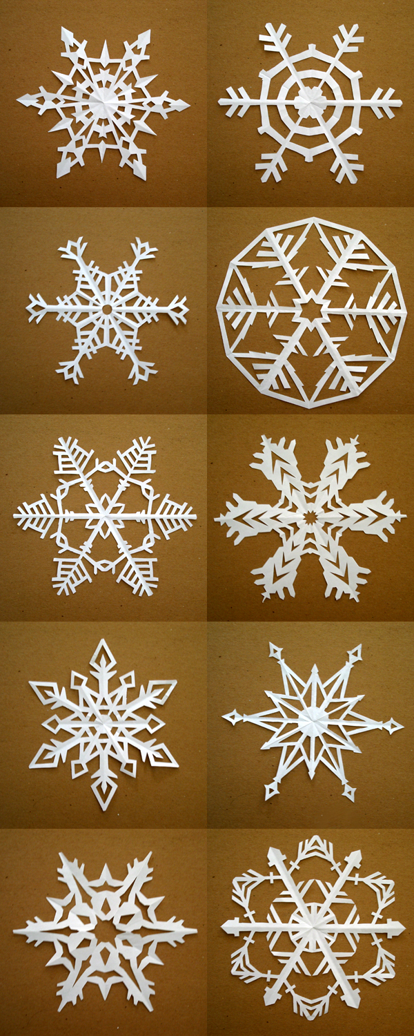 where to buy paper snowflakes