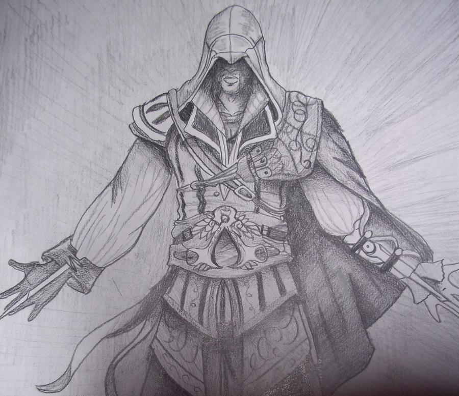 Ezio by fyreflyes