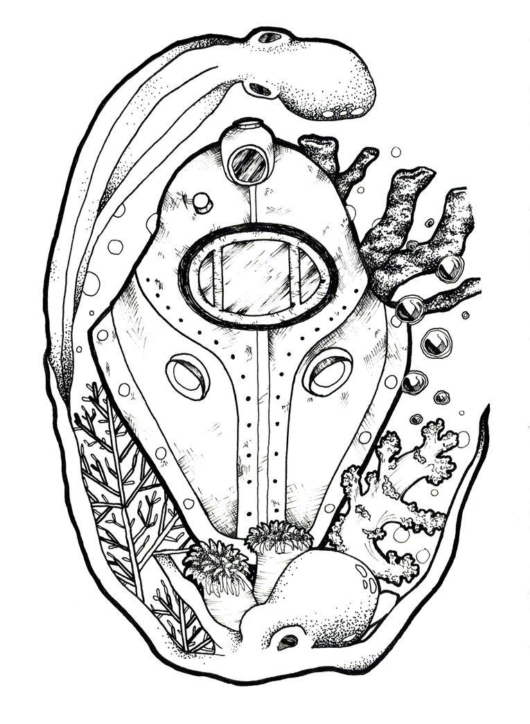 big daddy tattoo design by becqueen on deviantart