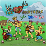 The Luv Brothers' Album Cover