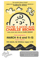You're A Good Man Charlie Brown - Poster Design
