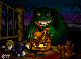 Halloween Animation 2006 by Art-by-Andy