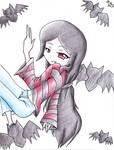 Marceline the Vampire Queen Anime Version