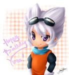 Happy Birthday, Yura!!!