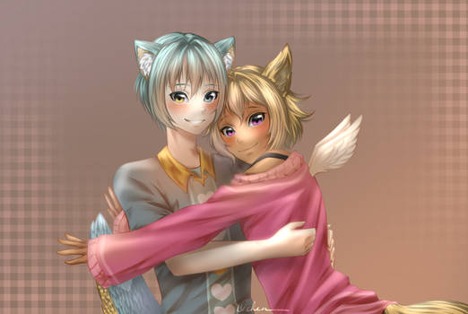 CE: June and Astra