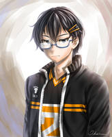 3rd Year Kageyama