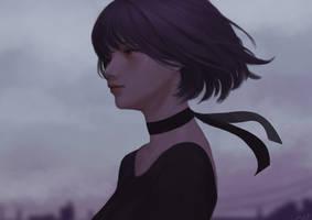 Purple by AppleMoonTea