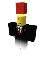 ROBLOX Avatars - Red Box by Kotalee97