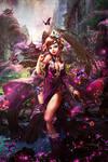Lady-Beauty by BriGht-liGht-NSH