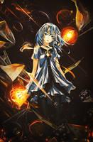Sparkling interstellar by BriGht-liGht-NSH