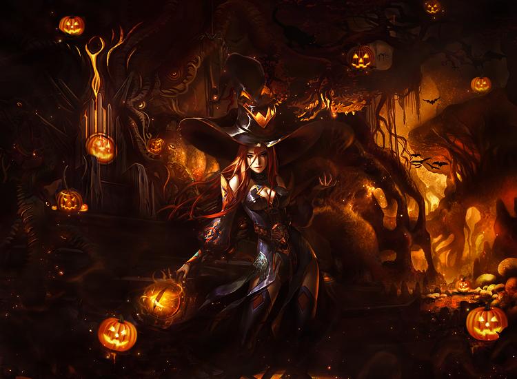 super Halloween by BriGht-liGht-NSH