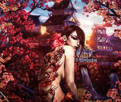 Splendor meditation by BriGht-liGht-NSH