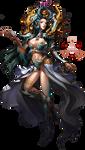 Dragon Girl - RENDER