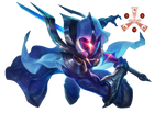 Render - Masteryi-Cosmic
