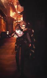 It Happens In Dark hallways by BriGht-liGht-NSH