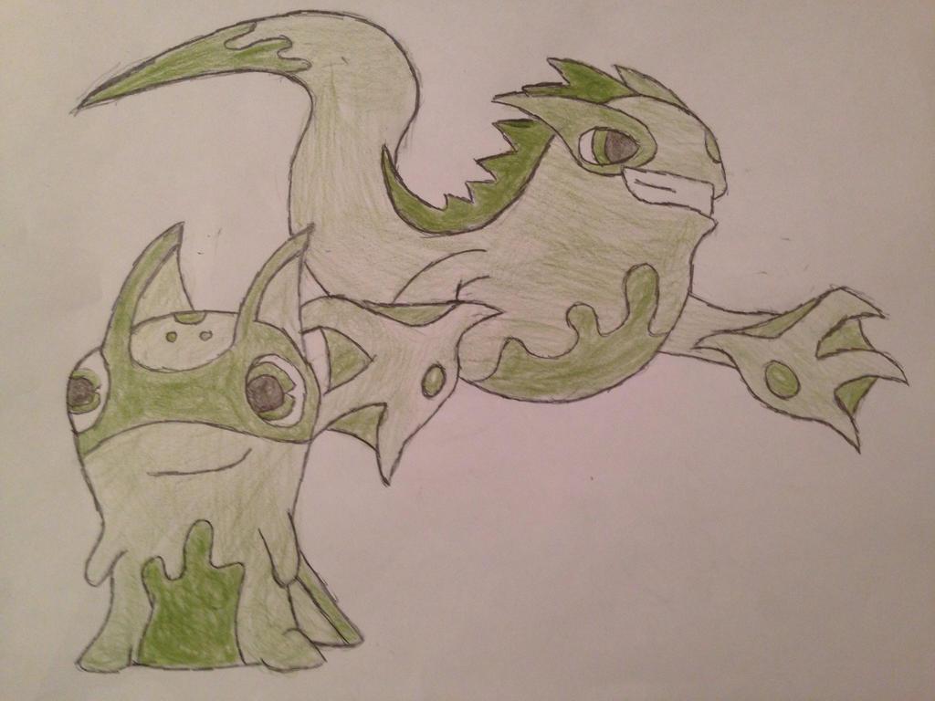 Image Result For Slugterra Burpy Coloring