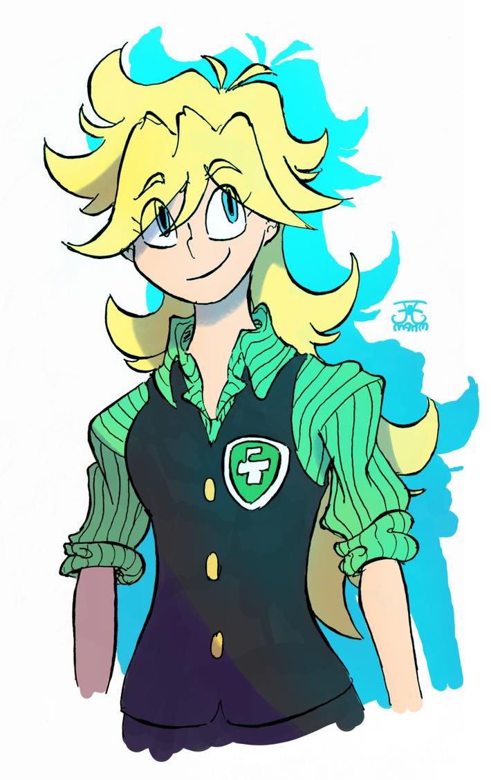 Dr.Finley by kasuyagi
