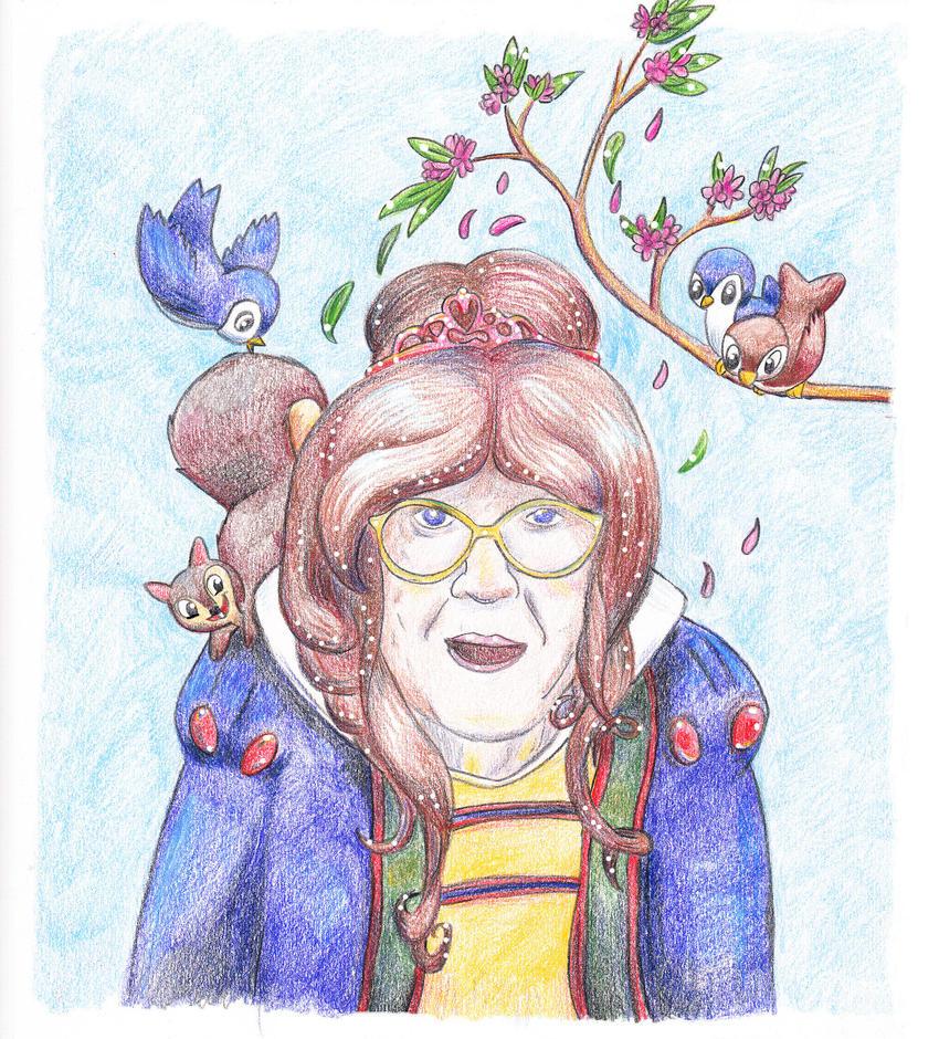 Jj's Grandma Princess by Bobalooshrimp