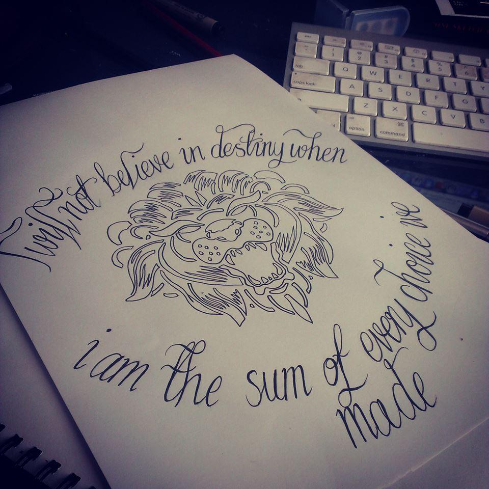 Miss May I Tattoo Design By Jjaade On Deviantart