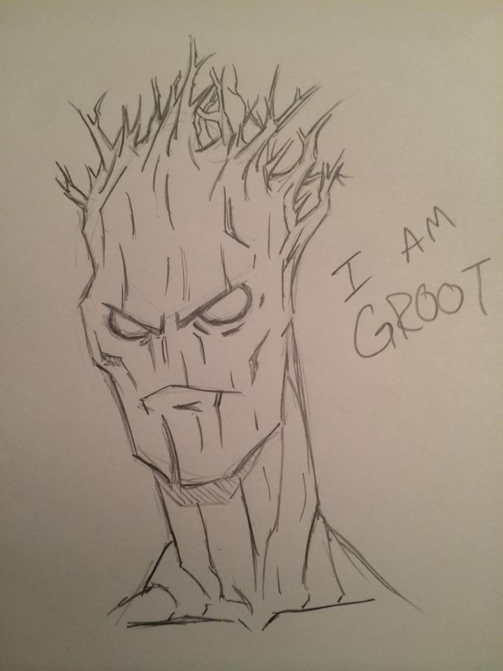 Groot by NathanWest36
