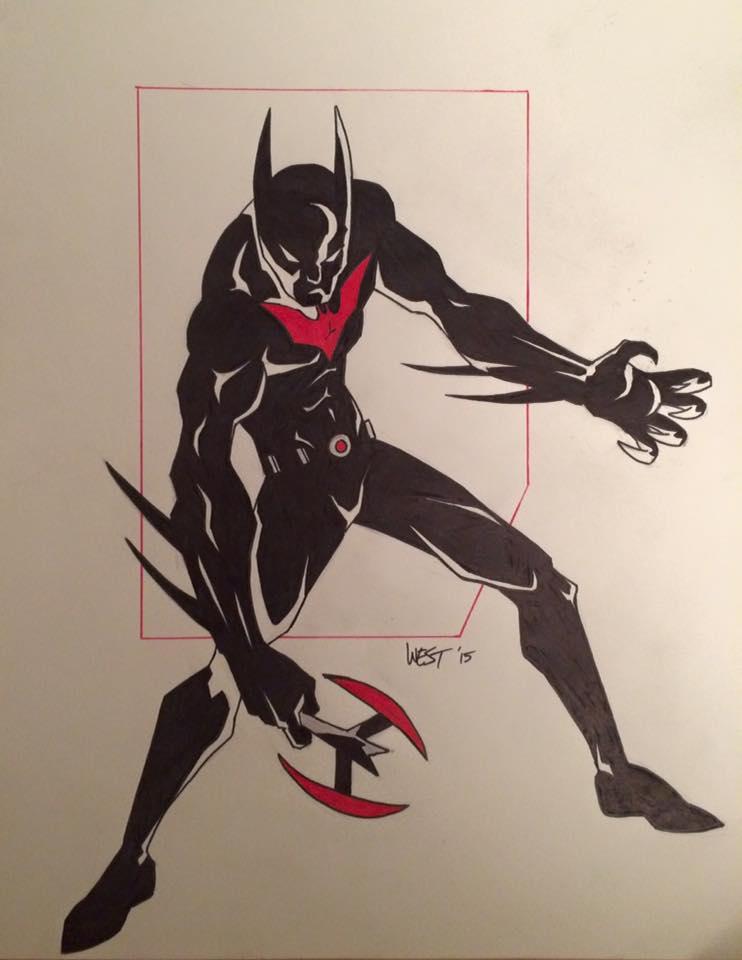 Batman Beyond by NathanWest36