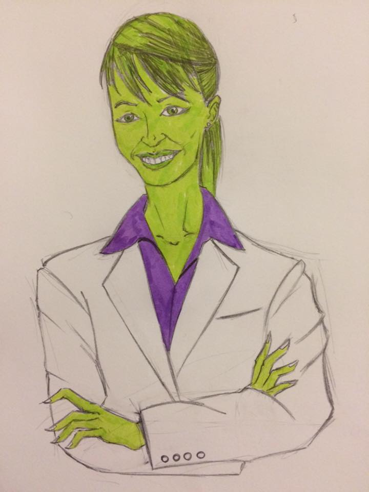 She Hulk-Friday by NathanWest36
