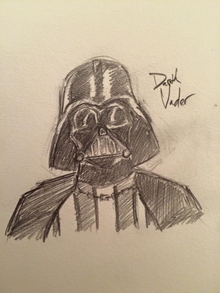 Darth Vader by NathanWest36