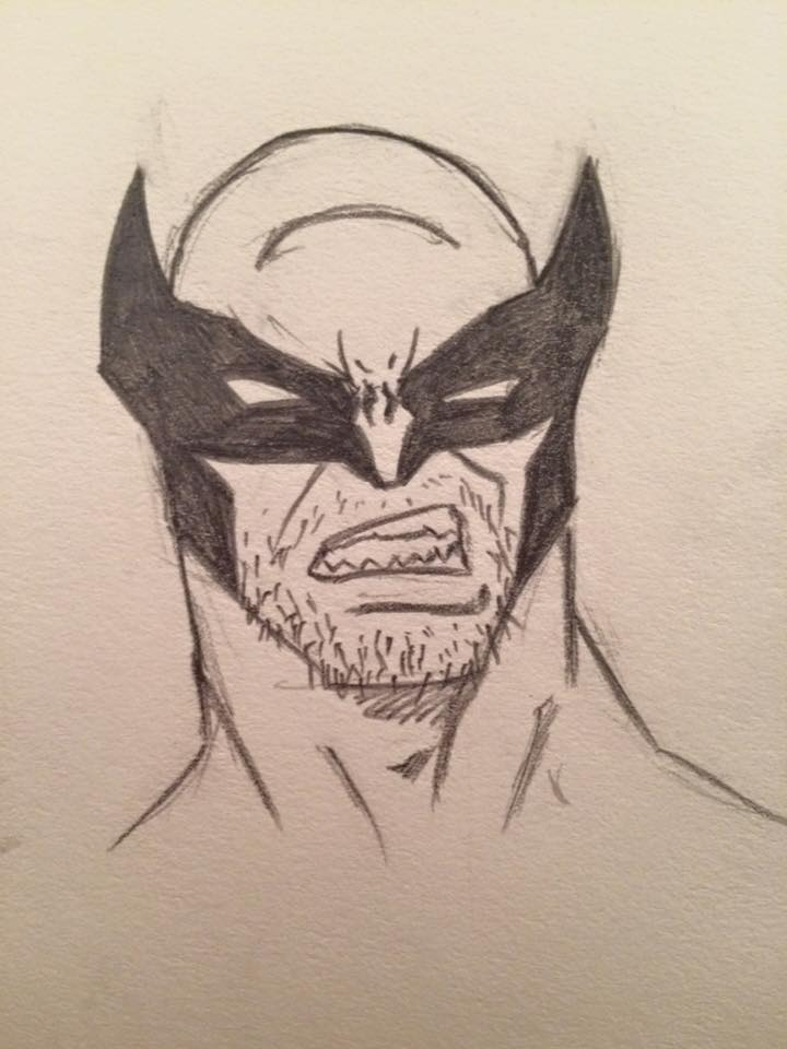Wolverine-Monday by NathanWest36