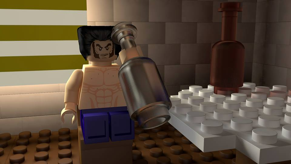 Wolverine-Days of Future Past (LEGO) by NathanWest36